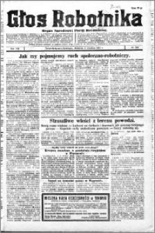 Głos Robotnika 1927, R. 8 nr 202