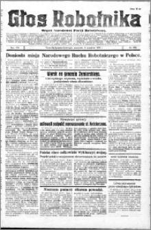 Głos Robotnika 1927, R. 8 nr 205