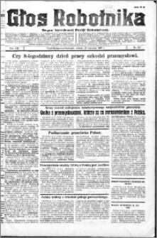 Głos Robotnika 1927, R. 8 nr 207