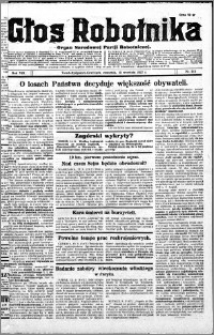 Głos Robotnika 1927, R. 8 nr 211