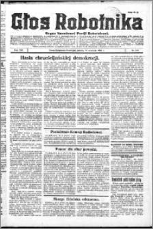 Głos Robotnika 1927, R. 8 nr 213