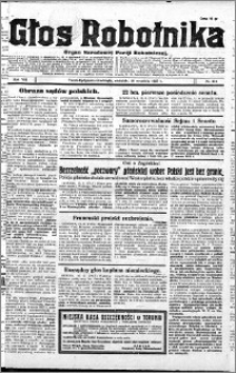 Głos Robotnika 1927, R. 8 nr 214
