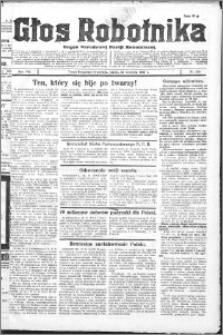Głos Robotnika 1927, R. 8 nr 218