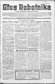 Głos Robotnika 1927, R. 8 nr 220