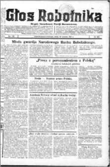 Głos Robotnika 1927, R. 8 nr 222