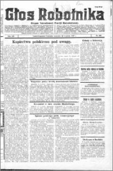 Głos Robotnika 1927, R. 8 nr 223