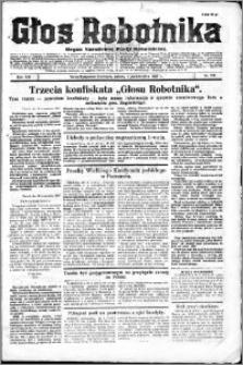 Głos Robotnika 1927, R. 8 nr 225