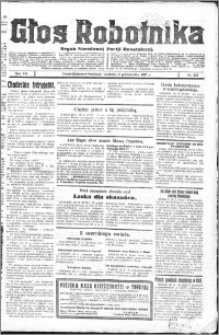 Głos Robotnika 1927, R. 8 nr 226