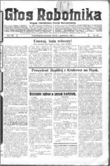 Głos Robotnika 1927, R. 8 nr 227