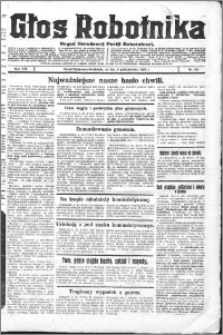 Głos Robotnika 1927, R. 8 nr 231