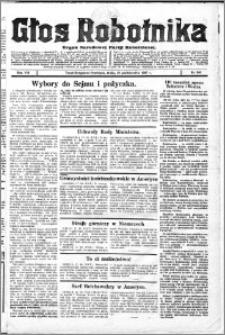 Głos Robotnika 1927, R. 8 nr 240