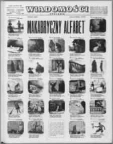 Wiadomości, R. 20 nr 11 (989), 1965