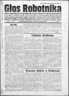 Głos Robotnika 1923, R. 4 nr 131