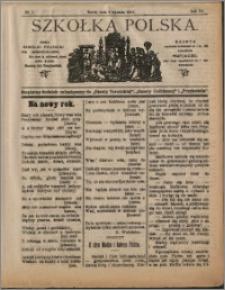 Szkółka Polska 1910 nr 1