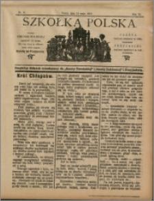 Szkółka Polska 1910 nr 9