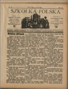 Szkółka Polska 1910 nr 10