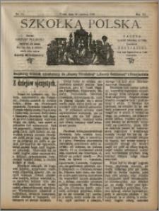 Szkółka Polska 1910 nr 11