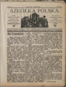 Szkółka Polska 1910 nr 13