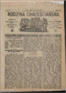 Rodzina Chrześciańska 1910 nr 1