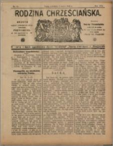 Rodzina Chrześciańska 1910 nr 10