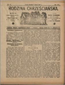 Rodzina Chrześciańska 1910 nr 11