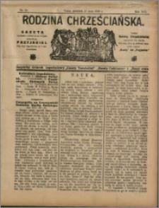 Rodzina Chrześciańska 1910 nr 20