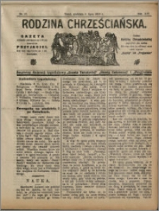 Rodzina Chrześciańska 1910 nr 27