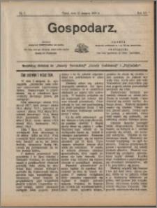 Gospodarz 1909 nr 7