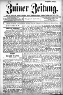 Zniner Zeitung 1903.12.09 R.16 nr 97