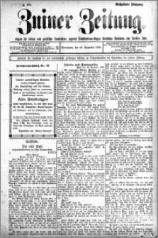 Zniner Zeitung 1903.12.19 R.16 nr 100