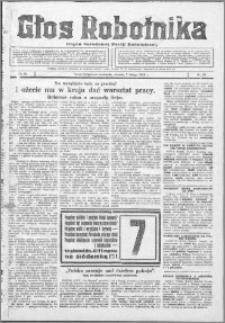 Głos Robotnika 1928, R. 9 nr 30