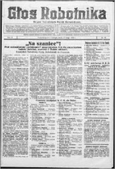 Głos Robotnika 1928, R. 9 nr 31