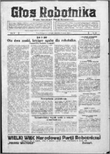 Głos Robotnika 1928, R. 9 nr 50