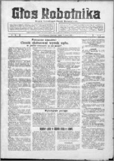 Głos Robotnika 1928, R. 9 nr 51