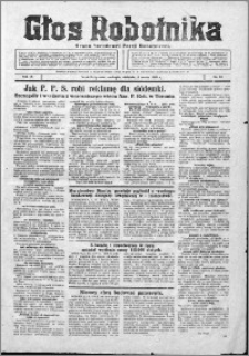 Głos Robotnika 1928, R. 9 nr 53