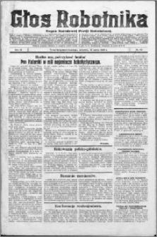 Głos Robotnika 1928, R. 9 nr 62