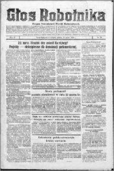 Głos Robotnika 1928, R. 9 nr 70