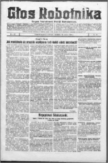 Głos Robotnika 1928, R. 9 nr 71