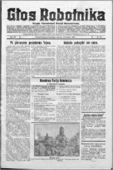 Głos Robotnika 1928, R. 9 nr 77