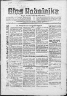 Głos Robotnika 1928, R. 9 nr 78