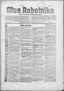 Głos Robotnika 1928, R. 9 nr 80