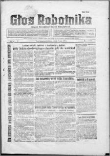 Głos Robotnika 1928, R. 9 nr 91