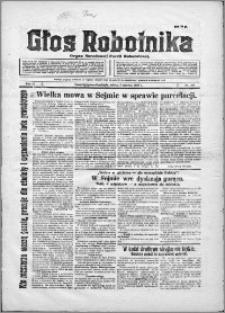 Głos Robotnika 1928, R. 9 nr 104