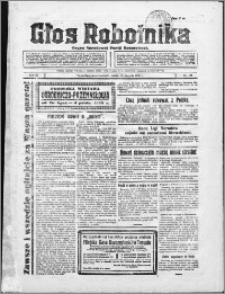 Głos Robotnika 1928, R. 9 nr 134
