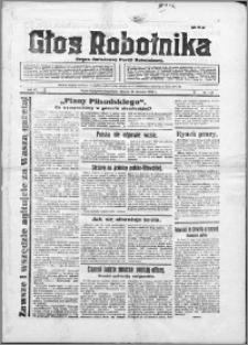 Głos Robotnika 1928, R. 9 nr 138