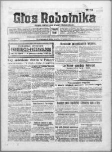 Głos Robotnika 1928, R. 9 nr 145