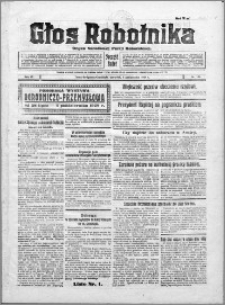 Głos Robotnika 1928, R. 9 nr 154