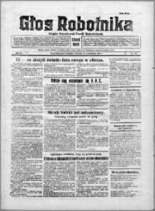 Głos Robotnika 1928, R. 9 nr 163