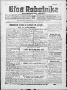 Głos Robotnika 1928, R. 9 nr 180