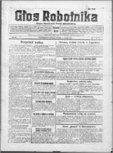 Głos Robotnika 1928, R. 9 nr 181